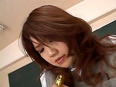 TEACHER PLAYS WITH Schoolgirl -- mdm