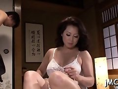 Cool mature sm playgirl wails hard as she gets fucked