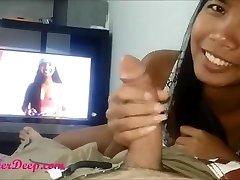 AsianSexPornocom - Indonesia Maid Cock Deepthroat