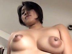 Gorgeous amateur Close-up, Big Nipples adult flick