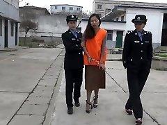chinese girl at jail part3