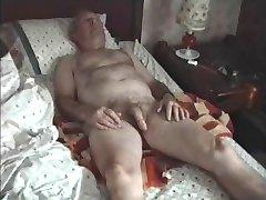 Desmond Masturbating