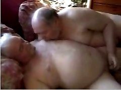 2 sexy daddies have fun