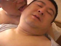 Two Japanese Chubs Having Fun 6
