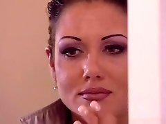 Fabulous pornstars Jeanna Fine, Tiffany Mynx and Deva Station in best dark-haired, blonde porn vid