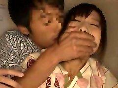 Najlepší Japonský model Marie Momoka, Yui Hatano, Arisa Aizawa v nádhernej Rimming JAVA-video