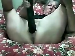 Red-hot mature 55 yr senior full video