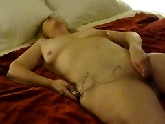 Hairy mature screams my name while penetrated firm