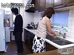 smoking hot mature girl mom gives full sexual lessons to her step sonny and teaches him to smash