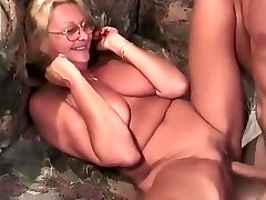 Epic Amateur movie with Vintage, Blonde scenes
