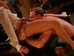 Hottest superstar Champagne Pendavis in horny interracial, cunnilingus adult vid