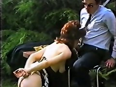 Submissive slave maid culo distroyed