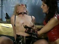 Incredible homemade Latex, Gang-bang sex video