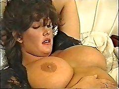 SFTF retro antique classical 90's brunette dol1