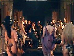 Spartacus: Orgie Szene 01