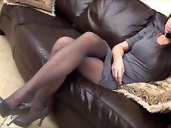 Nylon Feet Worship9 (420)