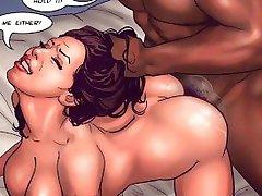 El Negro Es Mejor (Interracial Comics Compilación)