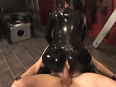 domina latex fasz