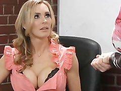 The Naughty Teacher Julia Ann Tanya Tate