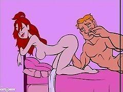 katies diaries-3-room mating