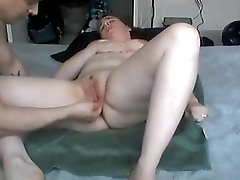 my gf fisted for the very first time
