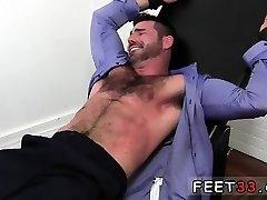Naked feet movie gay Billy Santoro Ticked Bare