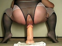 Riding monster dildo addiction 63 Dec-20 2014