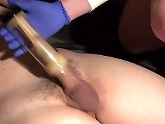 Strapon, double fisting, Venus 2000 milk machine, cbt