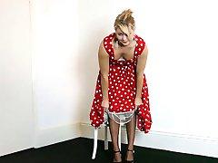 50th dress