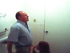 Caught On Camera - Student Blows Teacher