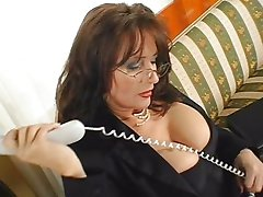 Diana Jaroslava squirt clip Busty Bosses