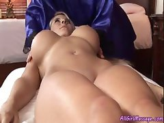 The Perfect Girl on Girl Massage Session