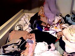Aunt's Panty Drawer - 57 Years Old - Part 1
