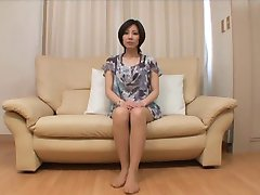 Sexy elegant japanese lady creamed by airliner1