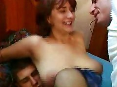 German Wife fucked by Husband and Doctor