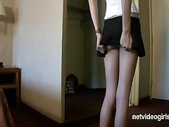 Amy Calendar Audition  netvideogirls