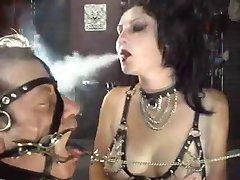 Ashtray For A Gothic Goddess