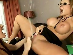 Squirting Bonny Gets Her Sweet Hole Licked by TROC