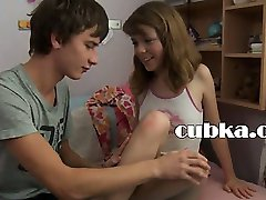 hungarian teenagers enjoy sex