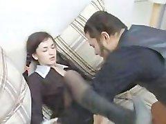 Russian college girl 4