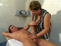 Maduro BBW Massagem