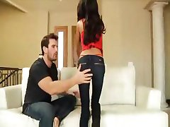 Different clips of these hot babes with their tight little asses