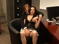 Samantha Ryan fucked by her boss
