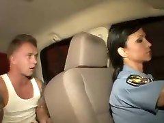 Police milf