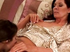 Magdalene St Michaels with April ONeil having a whole lot of lesbian fun