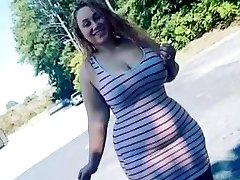 Super-cute big booty