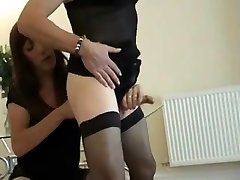 Crossdressing Romp
