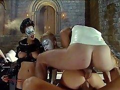 Dora & Michelle Group fuck-fest