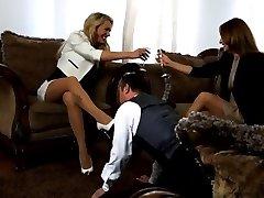 The magic of dominant women Five