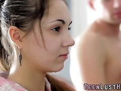 Butthole Licked teen swallows cum